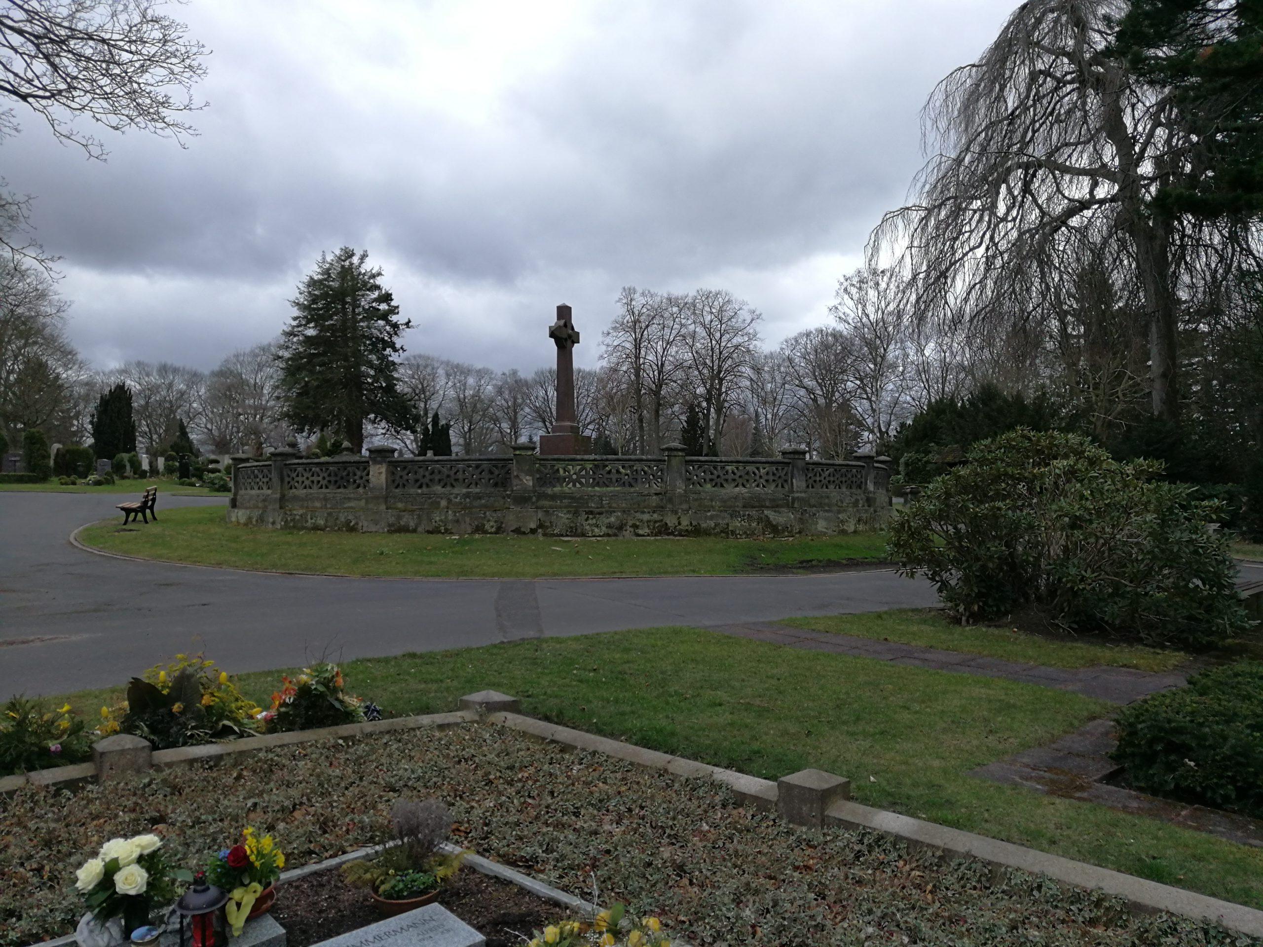Hauptfriedhof Braunschweig